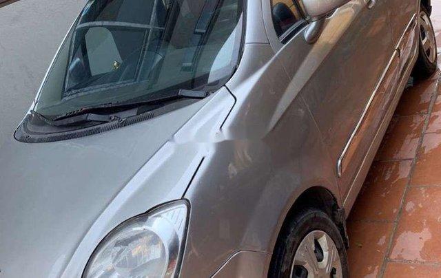 Bán Chevrolet Spark đời 2011, màu bạc, xe nhập  0
