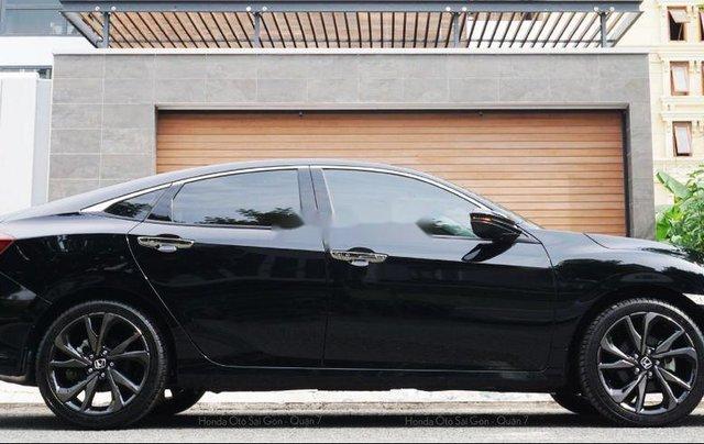 Cần bán Honda Civic đời 2019, màu đen, nhiều khuyến mại khủng2
