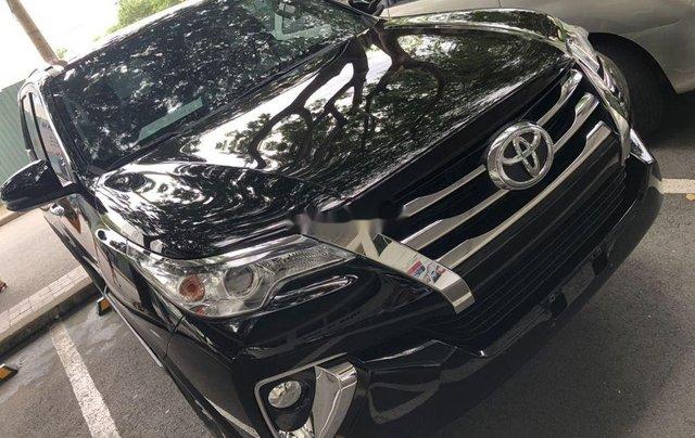 Bán xe Toyota Fortuner sản xuất 2019 giá cạnh tranh1