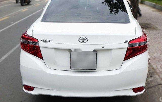 Cần bán Toyota Vios AT năm 2017, giá 460tr2