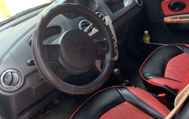 Bán Chevrolet Spark đời 2011, màu bạc, xe nhập  11