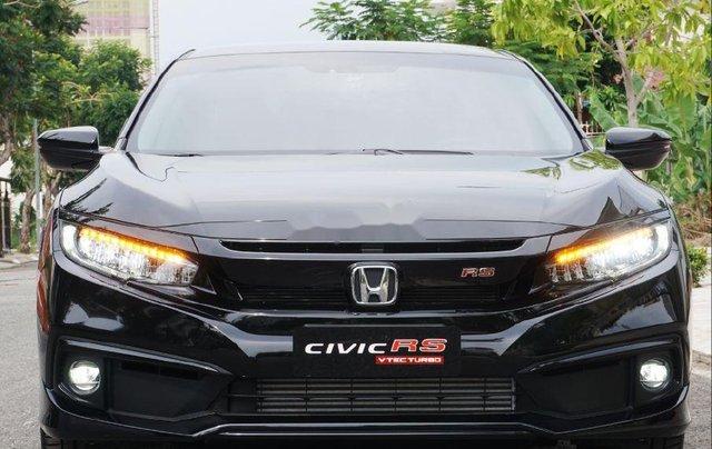 Cần bán Honda Civic đời 2019, màu đen, nhiều khuyến mại khủng0