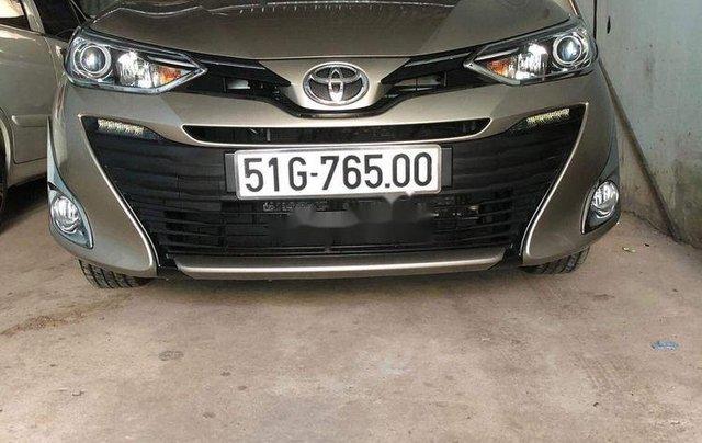 Cần bán gấp Toyota Vios năm sản xuất 2019, xe gia đình0