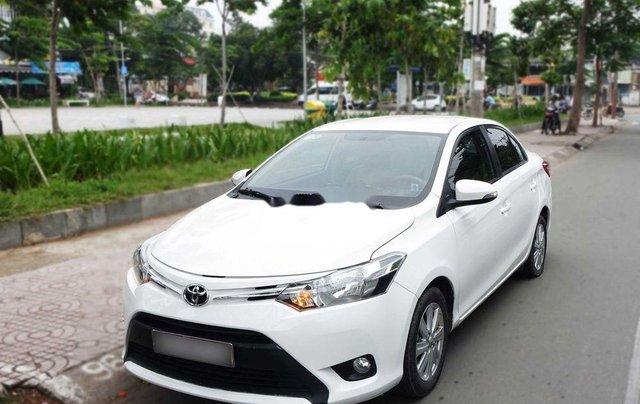 Cần bán Toyota Vios AT năm 2017, giá 460tr0