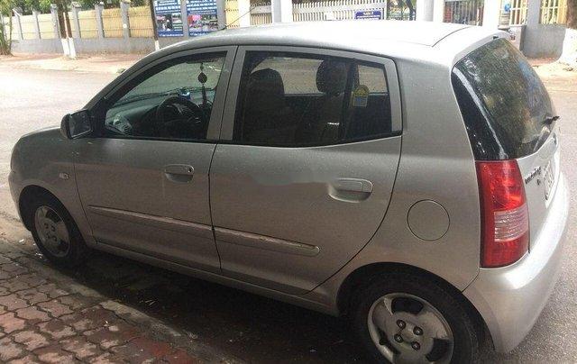 Bán Kia Morning đời 2007, màu bạc, xe nhập1