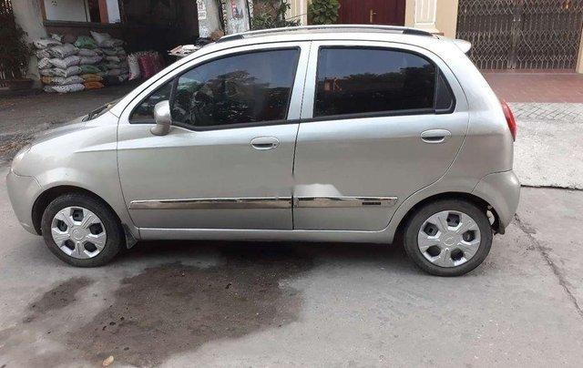 Bán Chevrolet Spark đời 2011, màu bạc, xe nhập  1