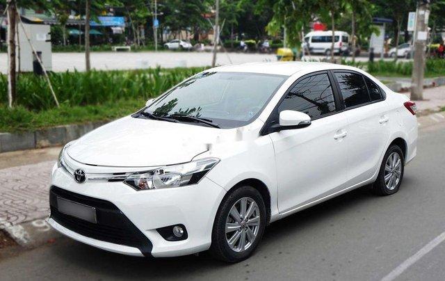 Cần bán Toyota Vios AT năm 2017, giá 460tr1