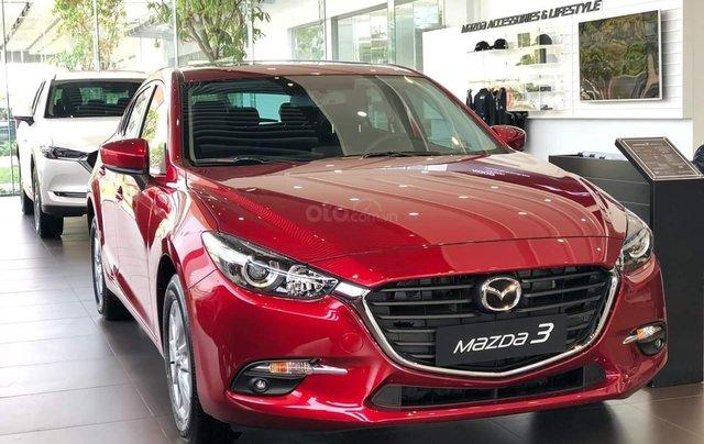 Bán Mazda 3 1.5 sedan gói quà tặng 70Tr cực khủng0