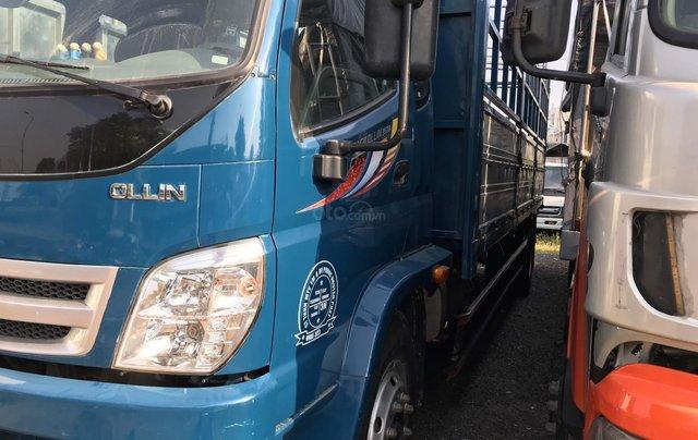 Bán xe Thaco Ollin 950A đời 2016, xe chạy giữ gìn còn rất mới4
