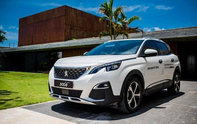 Peugeot 3008 All New liên hệ nhân ngày ưu đãi0