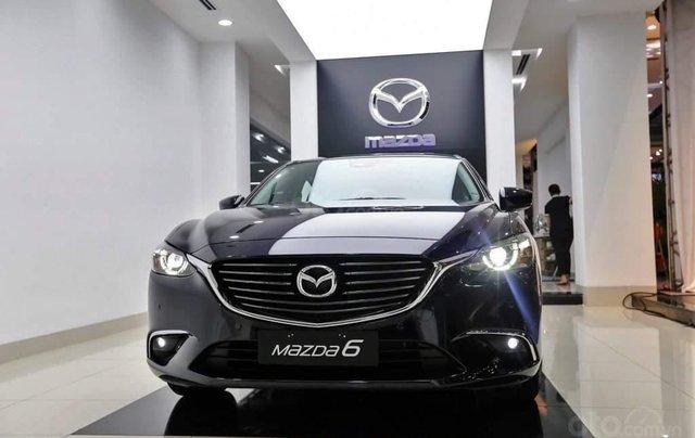Bán Mazda 6 sedan, tặng bảo hiểm vật chất thân xe 1 năm0