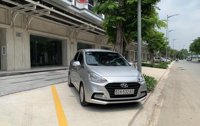 Bán Hyundai Grand i10 1.2 Sedan AT năm 2019, hỗ trợ trả góp5