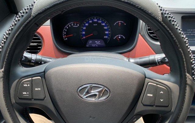 Bán Hyundai Grand i10 1.2 Sedan AT năm 2019, hỗ trợ trả góp4