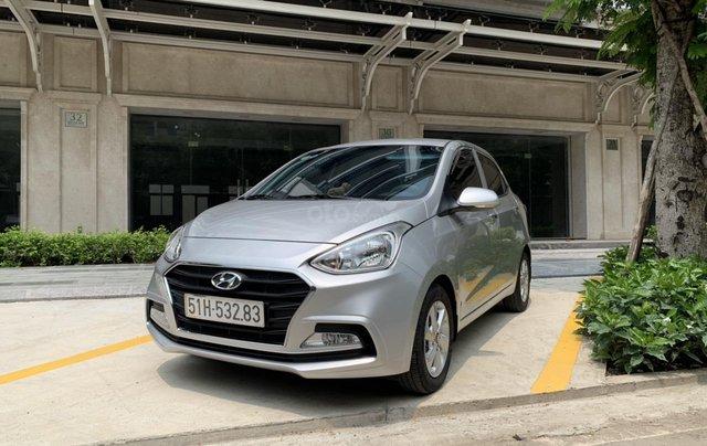 Bán Hyundai Grand i10 1.2 Sedan AT năm 2019, hỗ trợ trả góp6