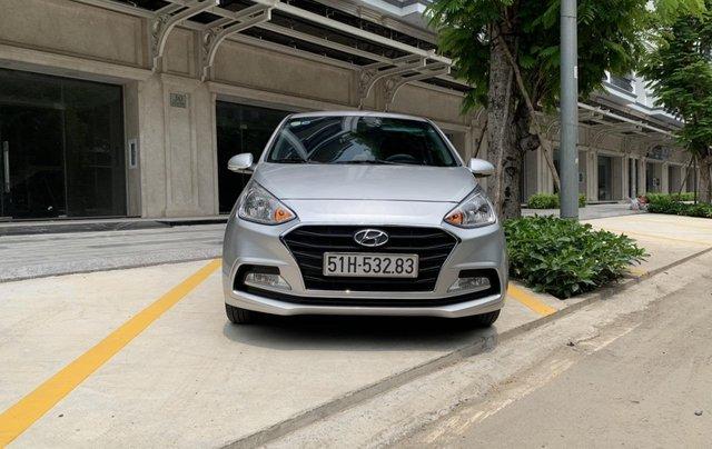 Bán Hyundai Grand i10 1.2 Sedan AT năm 2019, hỗ trợ trả góp7
