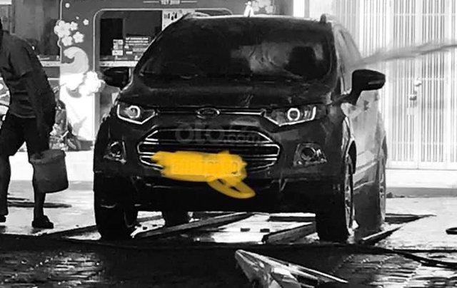 Ford EcoSport Titanium, màu nâu, giá chỉ 444 triệu, đăng ký tháng 03/2015, xe cá nhân, quận 9 TPHCM0
