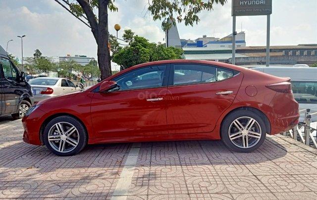 Hyundai Elantra 1.6AT Sport đỏ+ Sale sốc KM 40 triệu+ xe giao ngay3