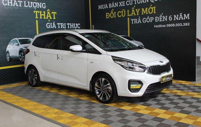 Kia Rondo GMT 2.0MT 2019, trả góp 70%, xe bao đẹp như mới4