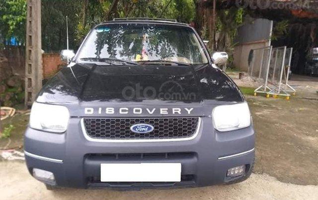 Cần bán xe Escape 2002 XLT0