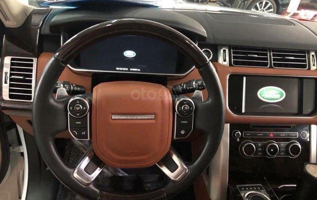 Bán LandRover Range Rover Autobyo 2016, màu trắng, nhập khẩu2
