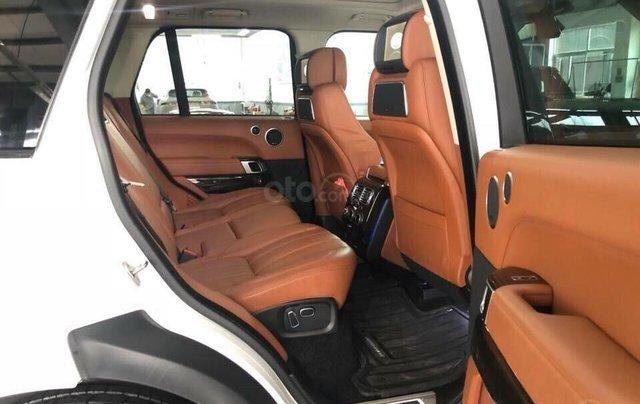 Bán LandRover Range Rover Autobyo 2016, màu trắng, nhập khẩu1