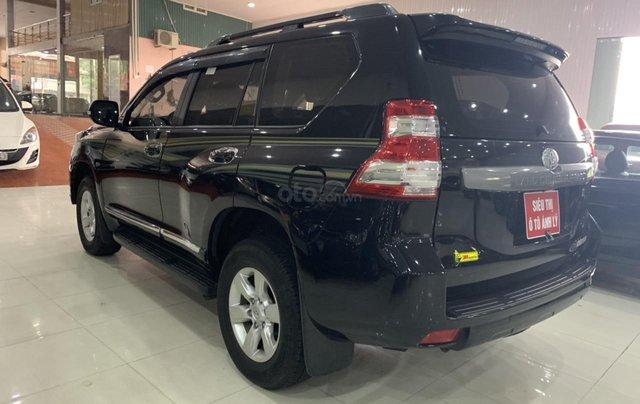 Bán Toyota Land Cruiser Prado 2.7AT đời 2015, màu đen, xe nhập5