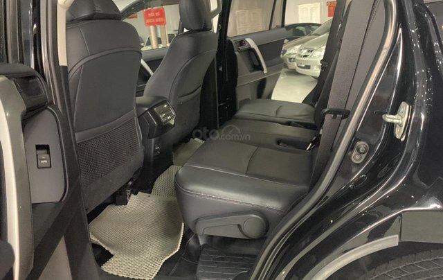 Bán Toyota Land Cruiser Prado 2.7AT đời 2015, màu đen, xe nhập1