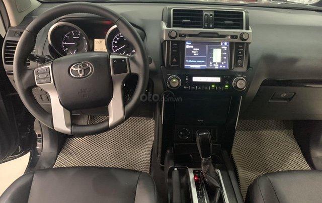 Bán Toyota Land Cruiser Prado 2.7AT đời 2015, màu đen, xe nhập6