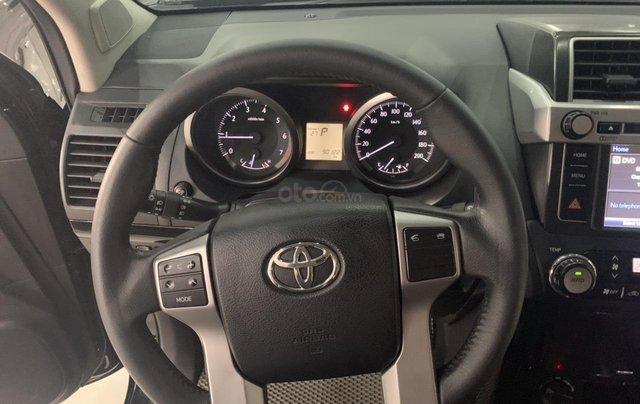 Bán Toyota Land Cruiser Prado 2.7AT đời 2015, màu đen, xe nhập9