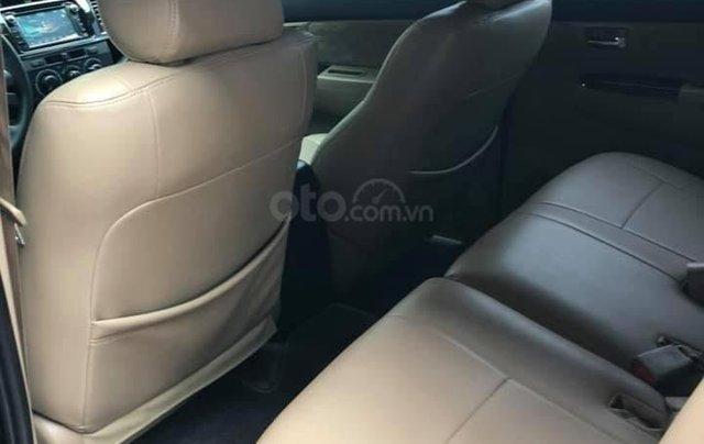 Bán Toyota Fortuner 2016 màu đen3