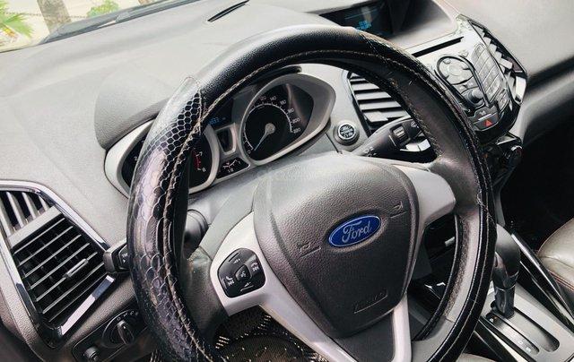 Bán xe Ford EcoSport năm 2016, màu nâu, xe gia đình, giá 519 triệu đồng2