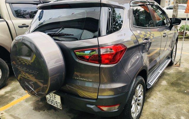 Bán xe Ford EcoSport năm 2016, màu nâu, xe gia đình, giá 519 triệu đồng6