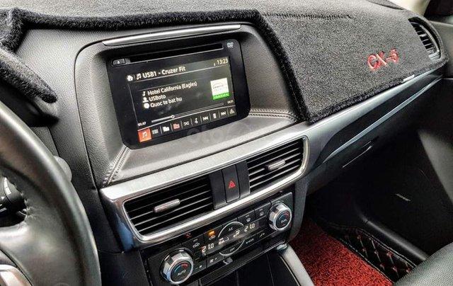 Bán Mazda CX5 2017 số tự động, bản 2.0, màu xanh Cavansite5