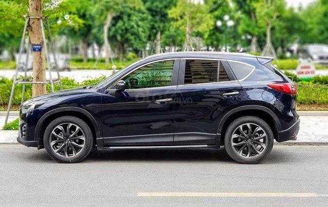 Bán Mazda CX5 2017 số tự động, bản 2.0, màu xanh Cavansite1