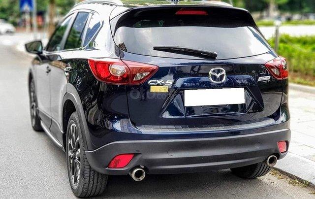 Bán Mazda CX5 2017 số tự động, bản 2.0, màu xanh Cavansite8