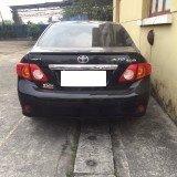 Bán ô tô Toyota Corolla Altis 2.0V sản xuất năm 2010, màu đen chính chủ gia đình đi rất ít13