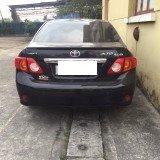 Bán ô tô Toyota Corolla Altis 2.0V sản xuất năm 2010, màu đen chính chủ gia đình đi rất ít0