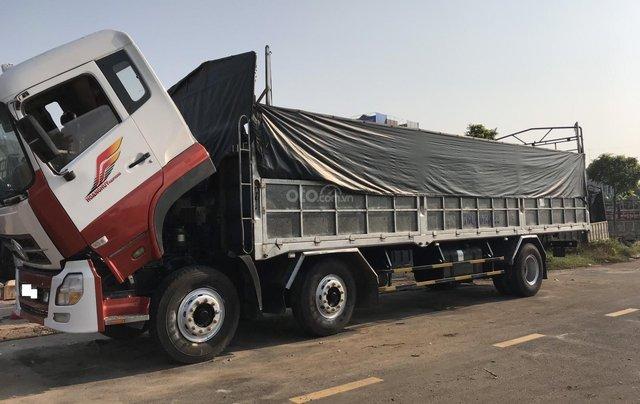 Cần bán xe tải Hoàng Huy 2 dí thùng dài, tải cao, lốp mới cả giàn4
