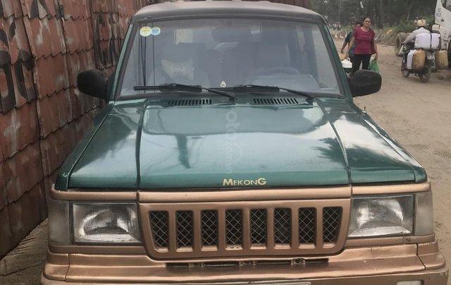 Bán Mekong Paso sản xuất năm 1994, màu xanh lục0