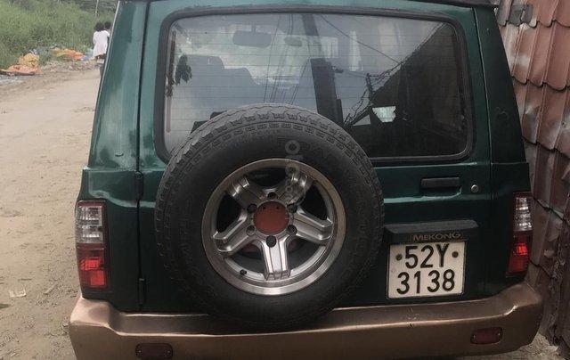 Bán Mekong Paso sản xuất năm 1994, màu xanh lục2