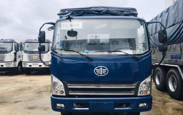 Bán gấp xe tải FAW 7T3 ga cơ máy Hyundai, thùng dài 6m3, chỉ 120tr có xe ngay1