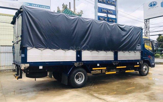 Bán gấp xe tải FAW 7T3 ga cơ máy Hyundai, thùng dài 6m3, chỉ 120tr có xe ngay2