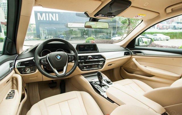 BMW 520i nhập khẩu nguyên chiếc, mới 100% giá cực tốt7