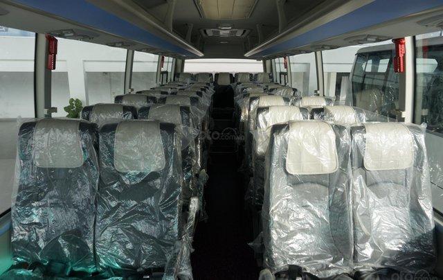 Bán xe khách 6 bầu hơi DHB8S2 năm 2018, màu trắng, nhập khẩu 3 cục tặng TV4