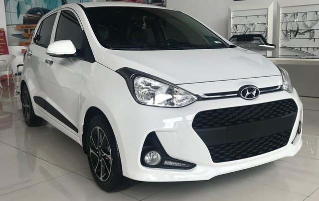 Bán Hyundai Grand i10 1.2AT, 2019, màu trắng, giao ngay- đủ màu3