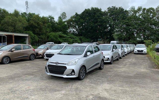 Bán Hyundai Grand i10 1.2AT, 2019, màu trắng, giao ngay- đủ màu8
