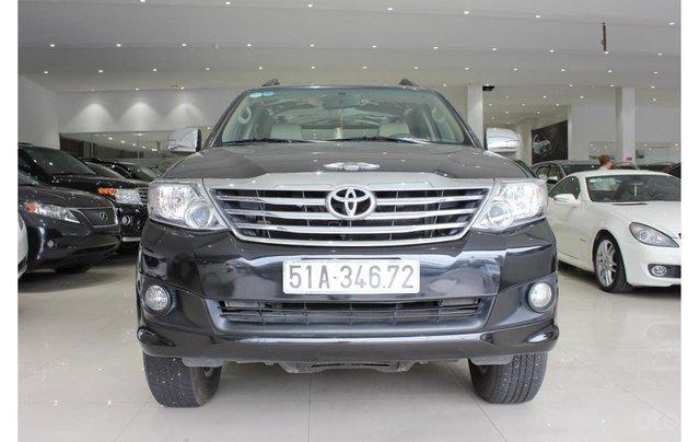 Toyota Fortuner 2.5 MT 2012, trả trước chỉ từ 199tr, hotline: 0985.190491 Ngọc0