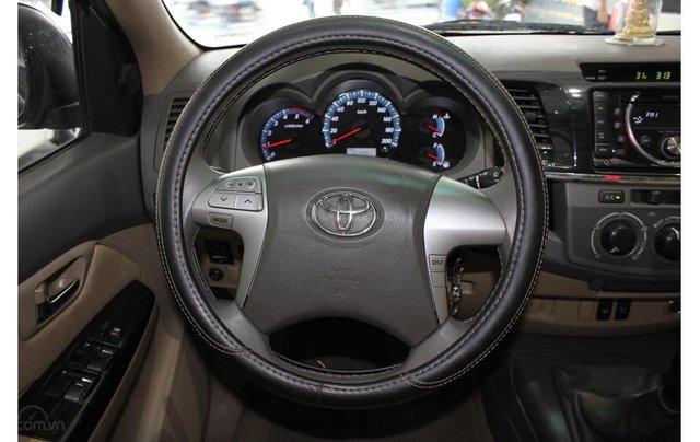 Toyota Fortuner 2.5 MT 2012, trả trước chỉ từ 199tr, hotline: 0985.190491 Ngọc10