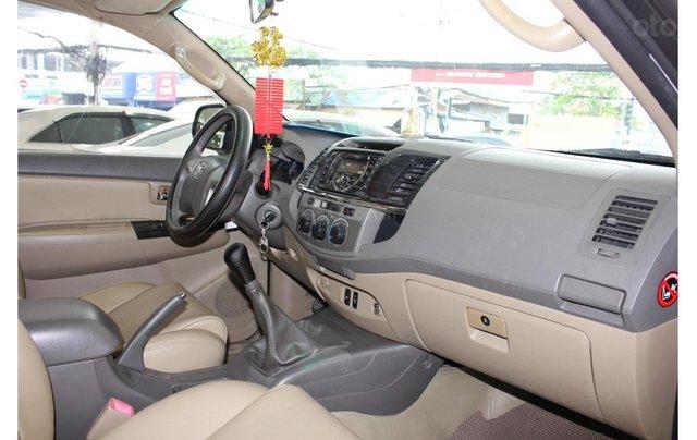 Toyota Fortuner 2.5 MT 2012, trả trước chỉ từ 199tr, hotline: 0985.190491 Ngọc7