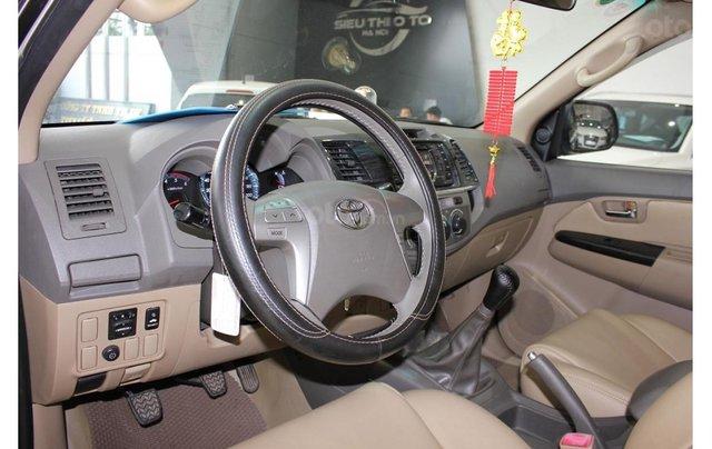 Toyota Fortuner 2.5 MT 2012, trả trước chỉ từ 199tr, hotline: 0985.190491 Ngọc9